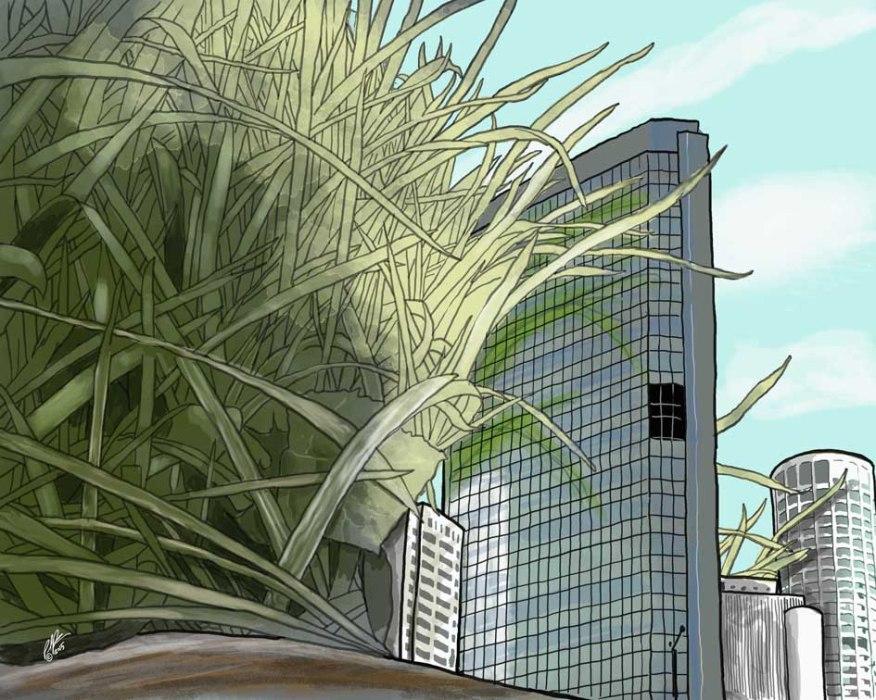 grass one web